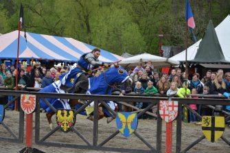 blau gallopp