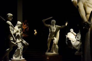 Greek Mythology Ny Carlsberg Glyptotek Kopenhagen