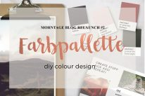DIY Farbpallette