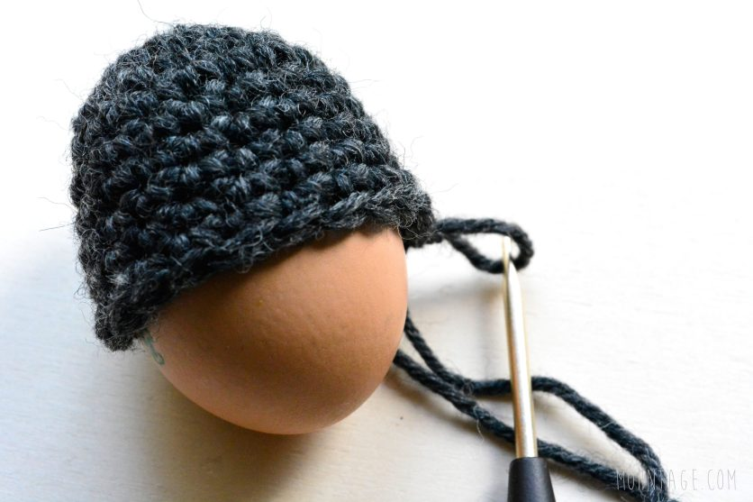 Maß nehmen am Ei