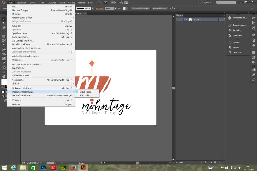 MOO-DIY-Visitenkarten-Illustrator-Farbraum-anpassen-CMYK-Mohntage-Blog