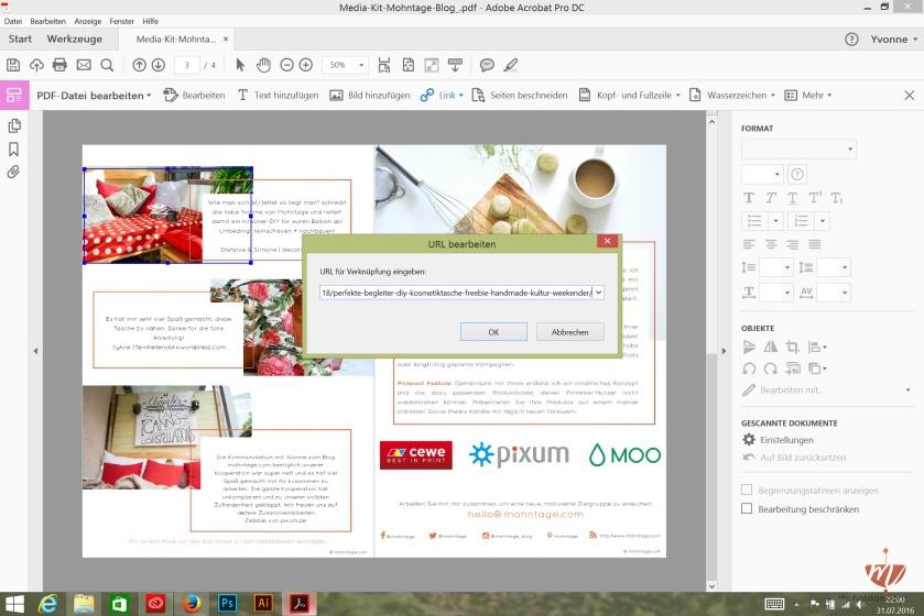 Adobe-PDF-Hyperlink-einfügen