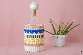 DIY-Peyote-Stitch-Flaschenbezug-mit-Buegelperlen-Anleitung-Mohntage-Blog-Titelbild
