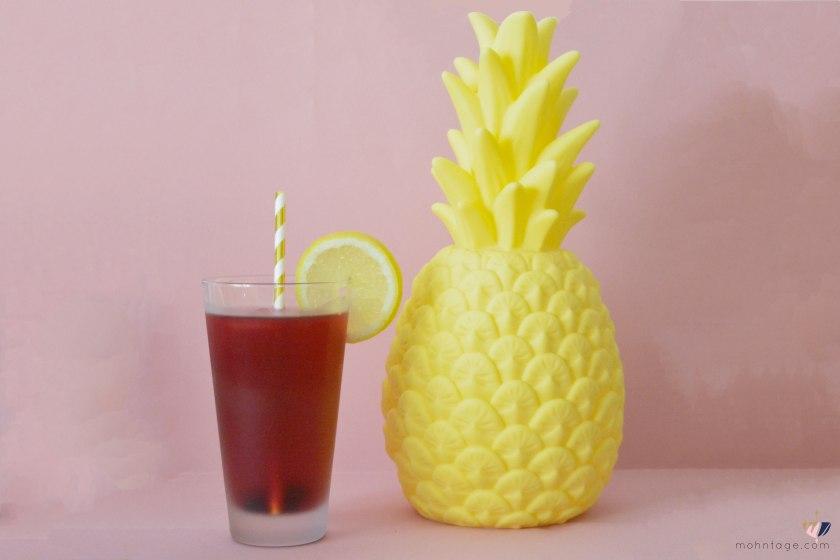 Tchibo-Ananas-und-Longdrink-Glas-Mohntage-Blog