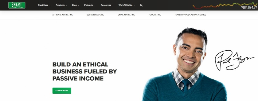 smart-passive-income-pat-flyn