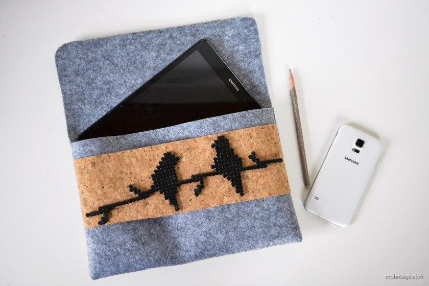 Tablet-Tasche-aus-Filz-selber-naehen-mit-Schnittmuster-DIY-Anleitung-Mohntage-Blog-Titel