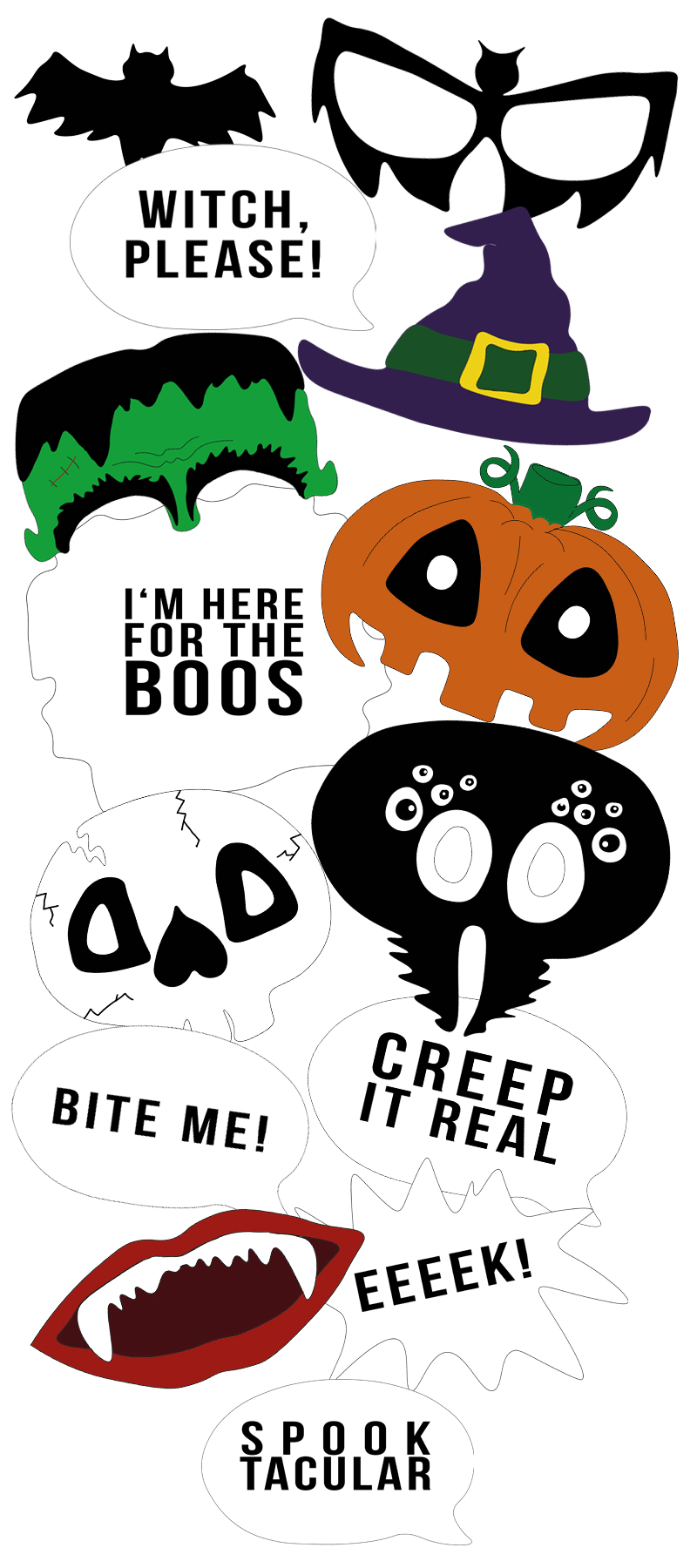 Fotobooth-Halloween-Mohntage-Mockups-Pinterest