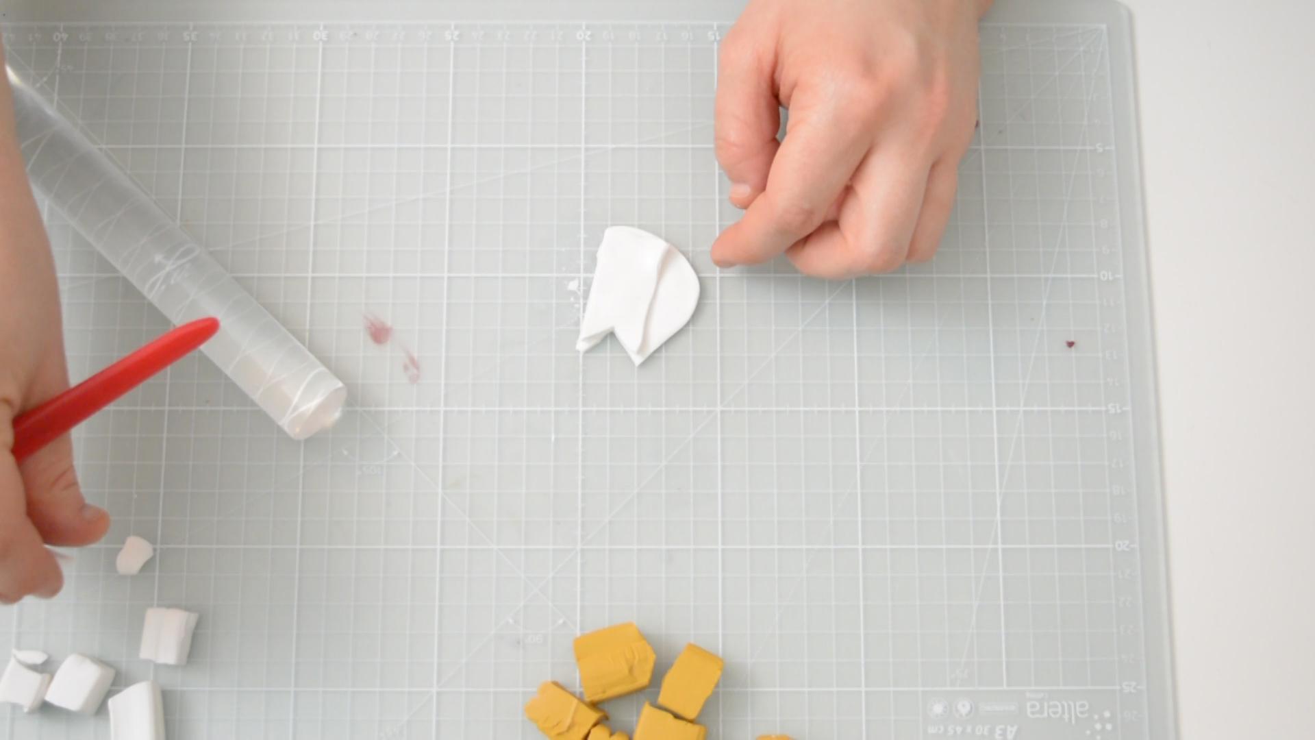 Glückskekse Selber Machen diy glückskekse aus fimo basteln mit mohntage