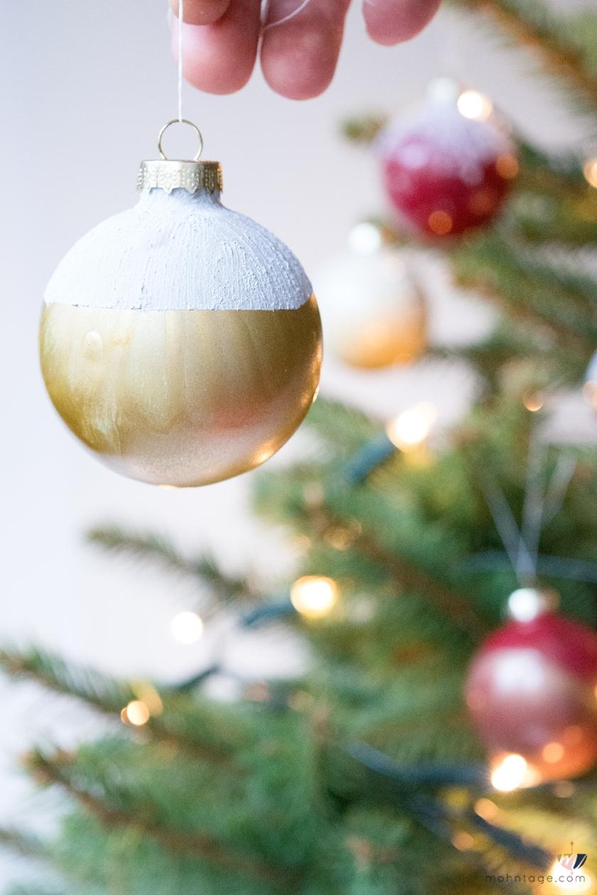 Christbaumkugeln selber machen 3 upcycling ideen mit - Christbaumkugeln selber machen ...